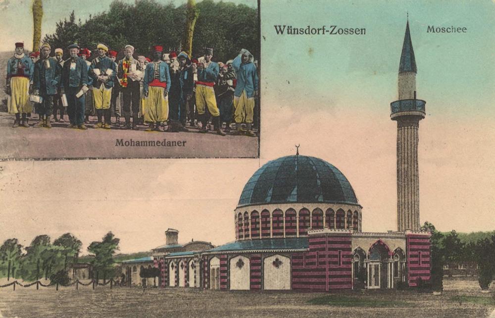 Moschee Wünsdorf-Zossen