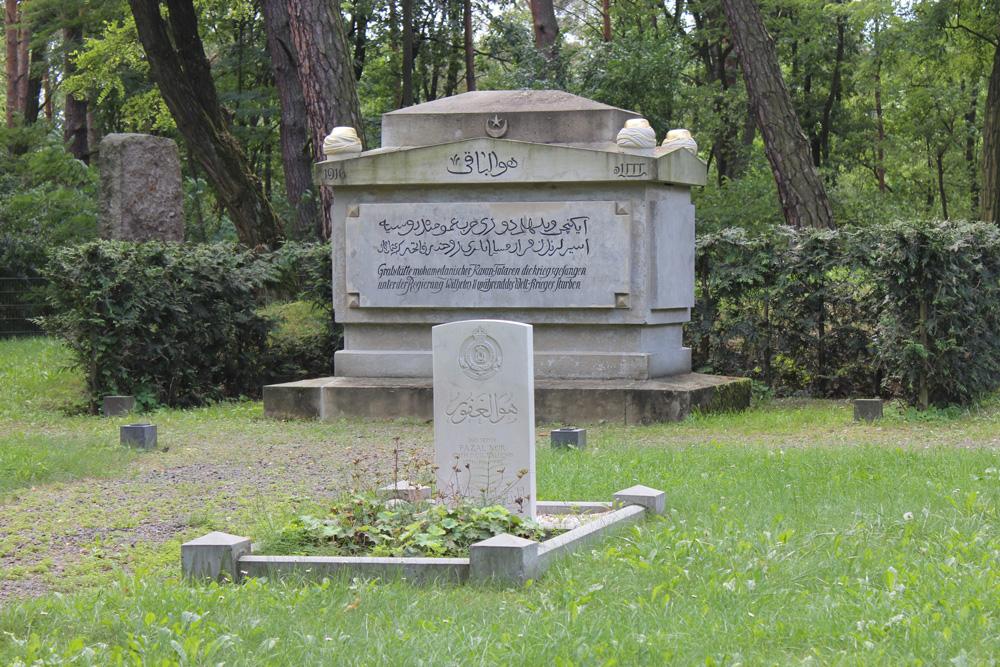 Denkmal für die verstorbenen Tataren